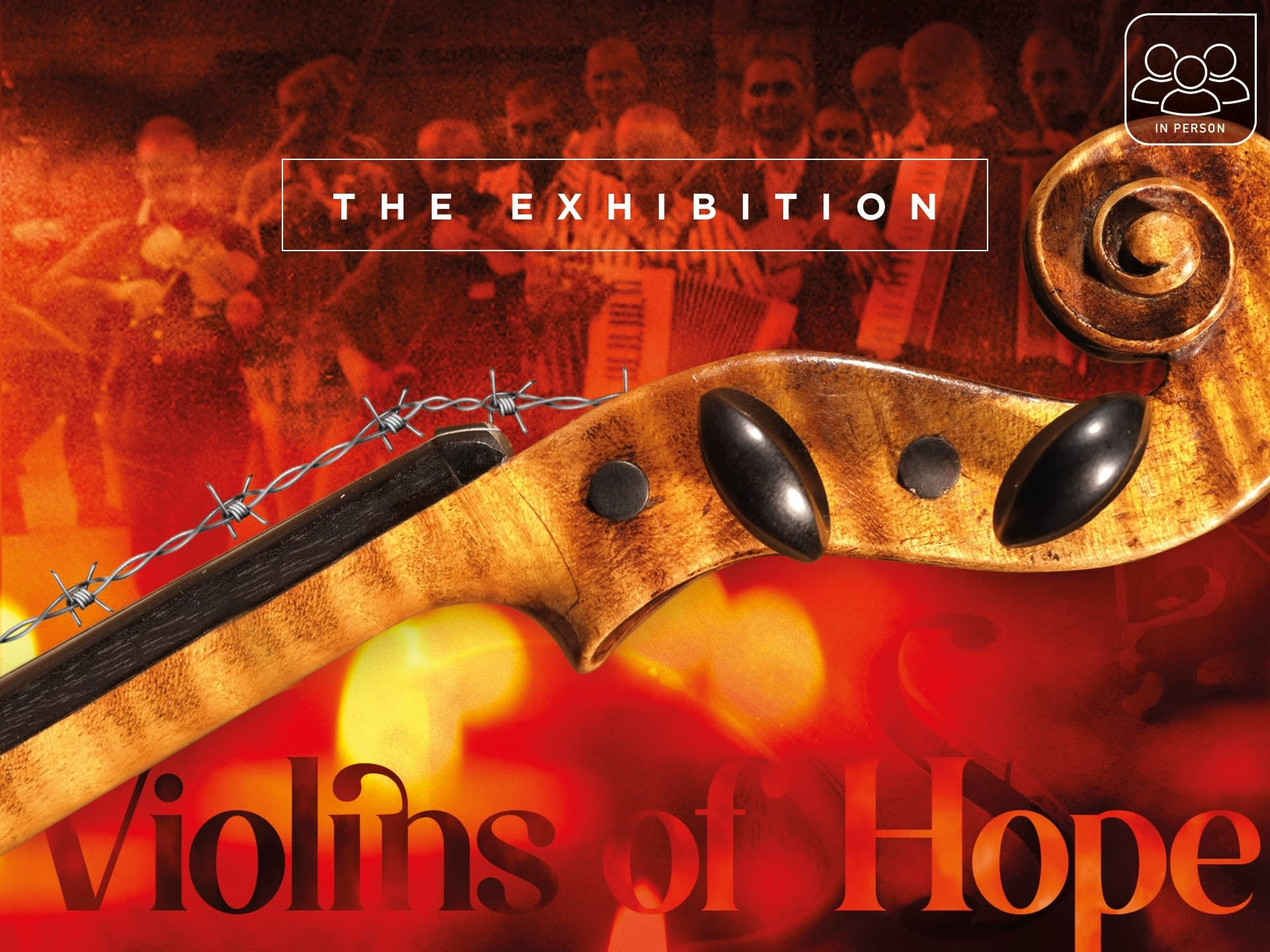 Violins of Hope: The Exhibition 3 - - InPerson