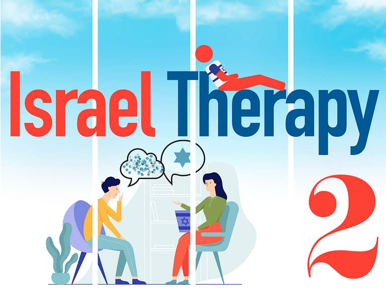 Israel Therapy: Session 2 - Clip art - Human behavior