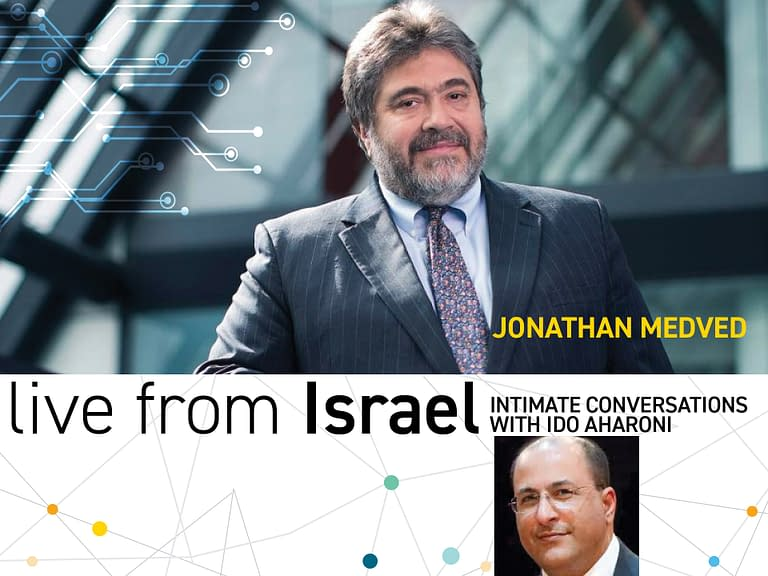 Jonathan Medved: The Future of the Startup Nation - Jonathan Medved - OurCrowd