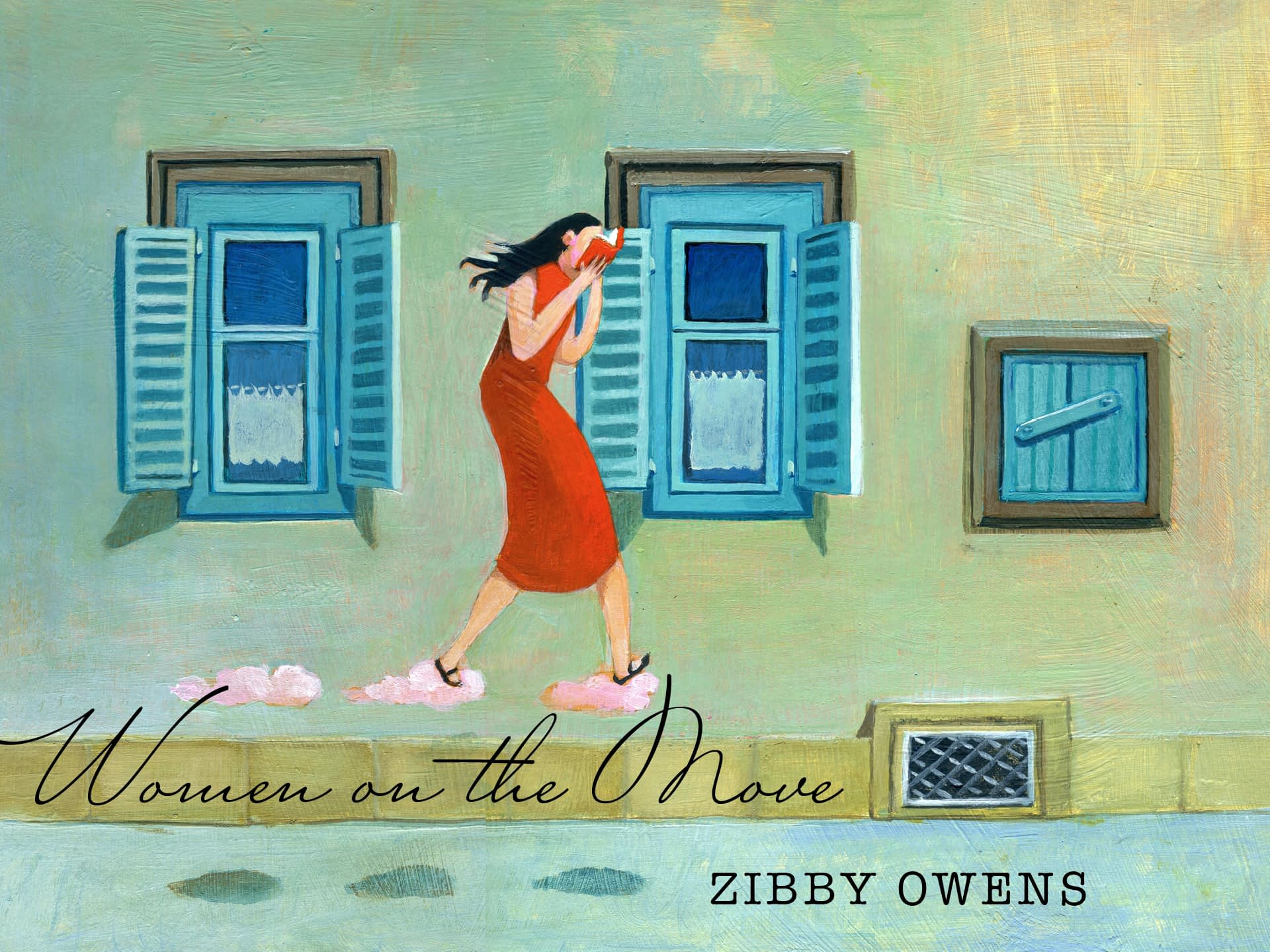 Zibby Owens: Women on the Move - Image - Illustration