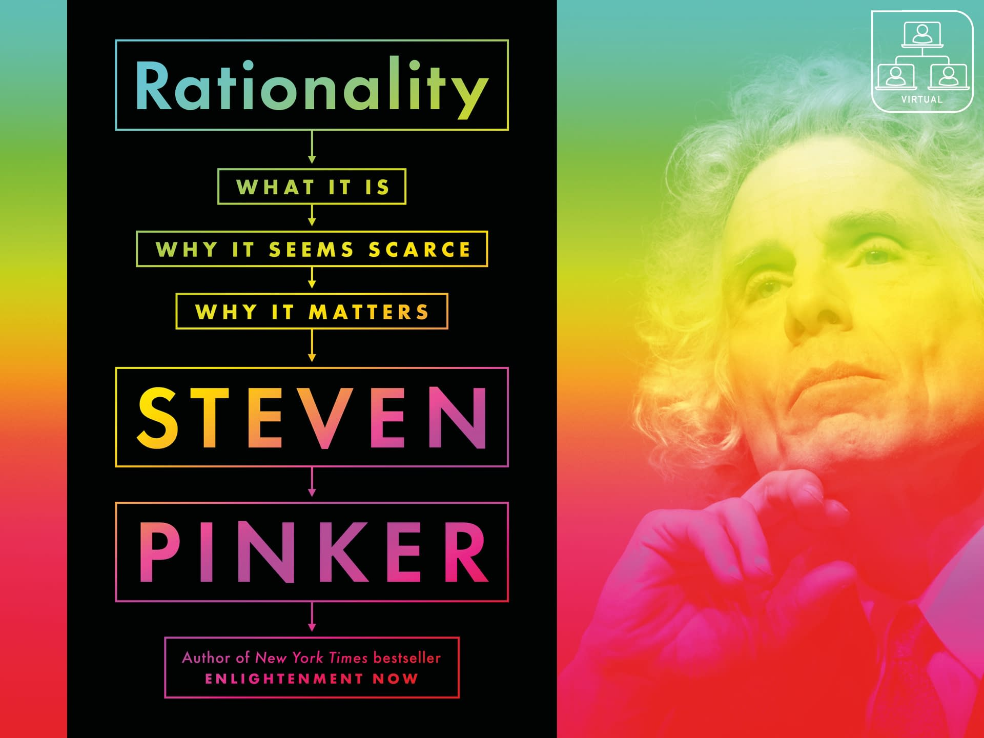Rationality Matters: Steven Pinker's Road Map to Promoting It 3 - - author