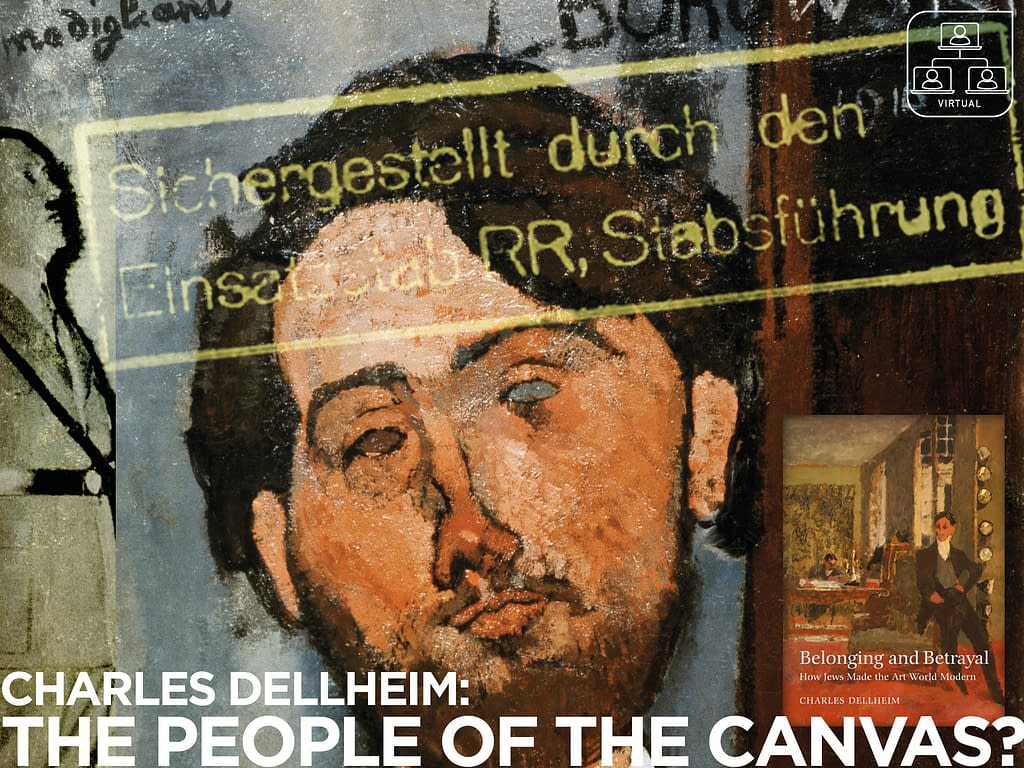 Charles Dellheim: The People of the Canvas? 103 - Fall 2021 - Fall 2021