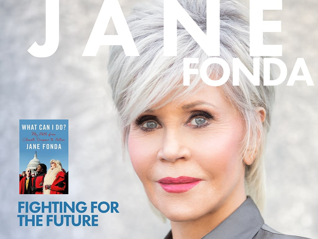 Jane Fonda: Fighting for the Future - Hairstyle - Hair coloring