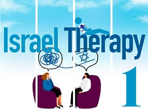 Israel Therapy - Graphic design - Public Relations