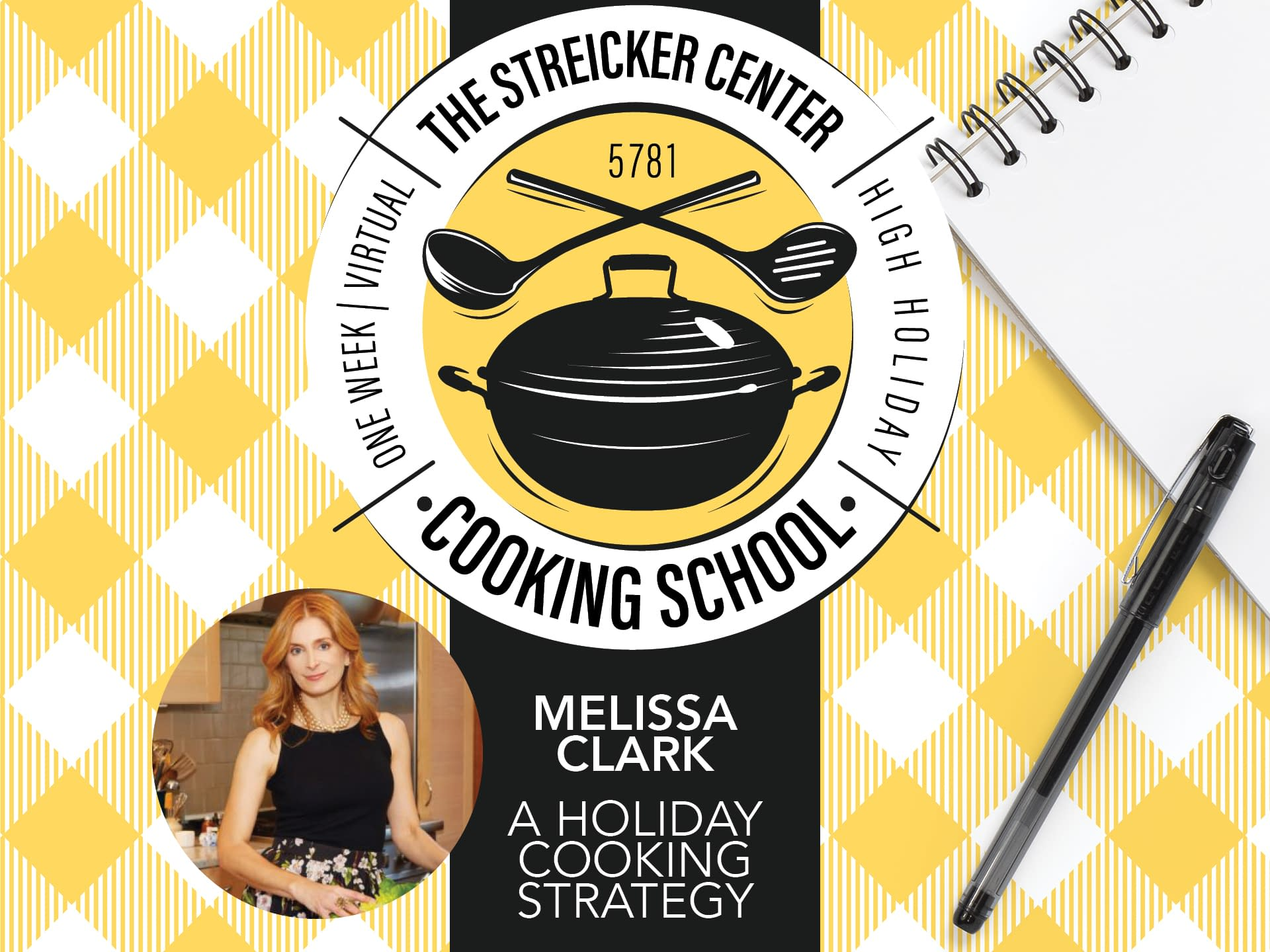Melissa Clark: A Holiday Cooking Strategy - Claire Saffitz - Gourmet Makes