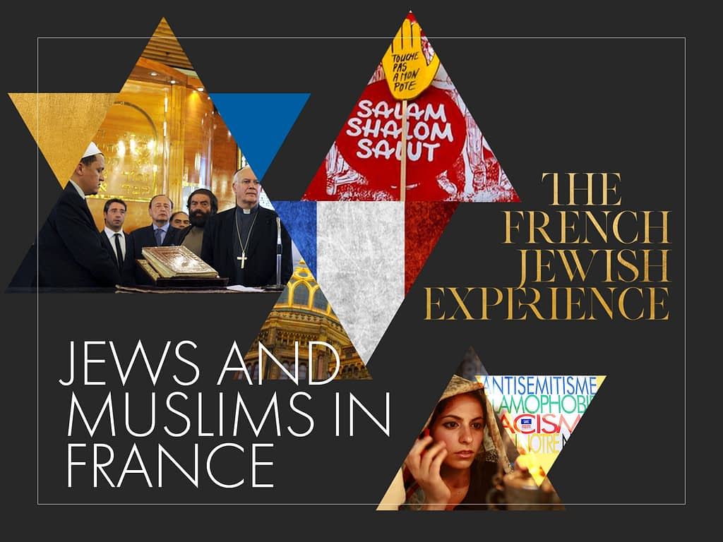 Dr. Ethan Katz & Dr. Maud  Mandel: Jews and Muslims in France - Maud Mandel - Muslims and Jews in France: History of a Conflict