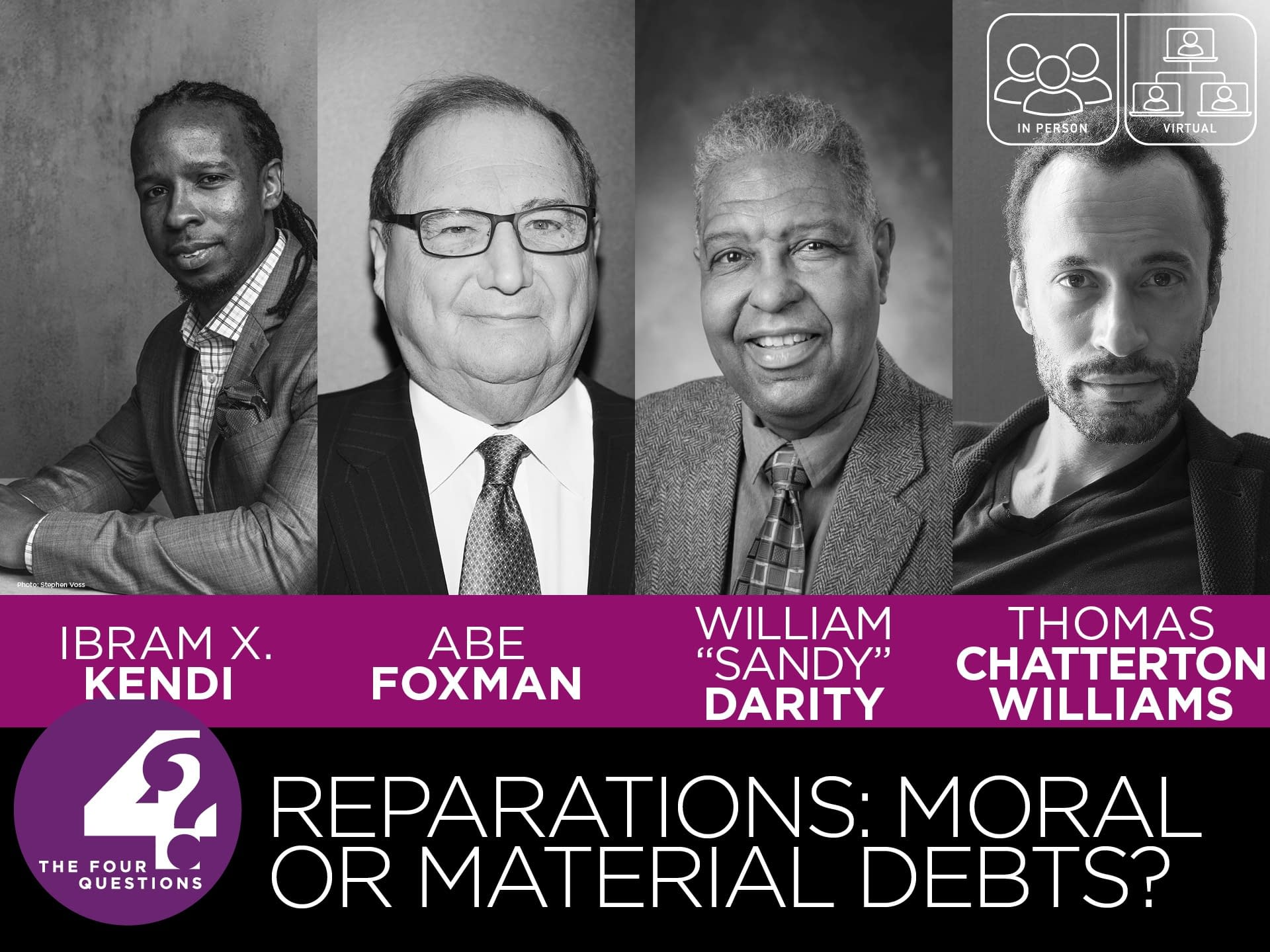 Reparations: Moral or Material Debts? 3 - - fourquestions