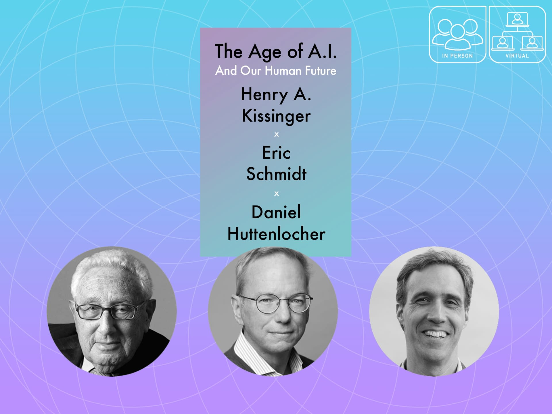 Henry Kissinger, Eric Schmidt and Daniel Huttenlocher: THE AGE OF A.I. 3 - - author